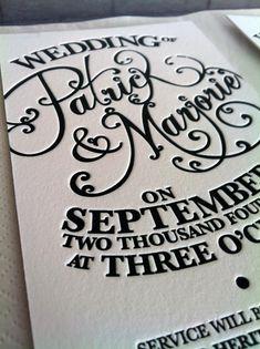 L Letterpress at-home printing tips and advice via Pat Farley of farleydesigns.com.