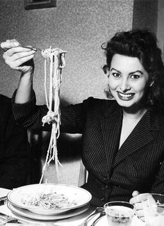 Yesterday I tried a great Vegan Pasta called Pasta alle Sophia Loren