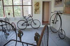 Mi Universar: La bicicleta cumple 200 años