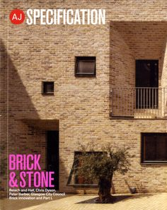 AJ Specification. November 2013. Brick & Stone. Na biblioteca: http://kmelot.biblioteca.udc.es/record=b1367295~S1*gag
