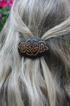 Celtic Knots Pyrography wood burning