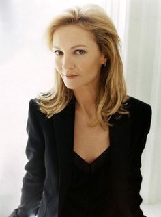 Joan Allen as Dr. Grace Trevelyn Grey...I could see her playing this part too