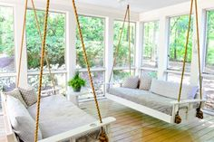 Update your outdoor spaces on the cheap with these designer ideas.