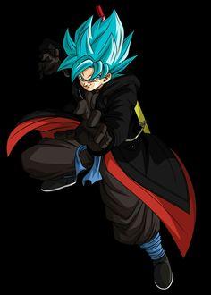 Dragon Ball, Goku Y Vegeta, Goku Pics, Black Goku, Fans, Note, Fictional Characters, Olive Tree, Videogames