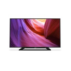 """La precisión que querrás compartir Televisión LED Philips 40"""" 40PFH4100 una experiencia que supera lo extraordinario.Philips ha ideado Digital Crystal Clear"""