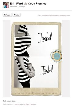 Baby Photography Ideas Post Pregnancy Baby Bump