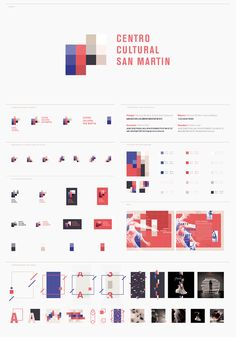 Design Guidelines, Design Ideas, Brand Manual, San Martin, Visual Identity, Signage, Bar Chart, Graphic Design, Editorial