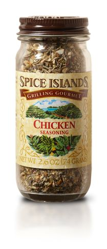 Chicken Seasoning - Seasoning Mixes