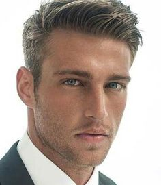 Mens Professional Haircuts Awesome Long On Top Short Sides Haircut