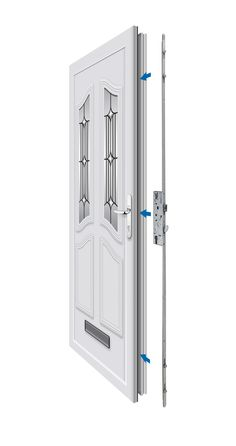 Yale's Doormaster range of replacement multipoint locks includes solutions for PVCu, composite, and timber doors, as well as temporary and repair solutions for professional installers