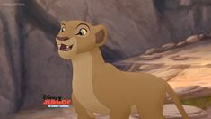 Here is a shot of Nala from The Lion Guard. The Lion Guard
