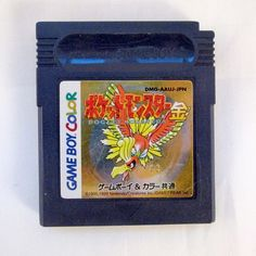 Pokemon Gold for Game Boy in Japanese