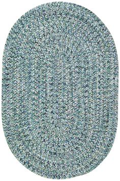 @RUGS USA  Capel Sea Pottery Sea Pottery Blue Area Rugs