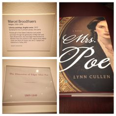 Mrs. Poe literary art! http://mrspoebook.com
