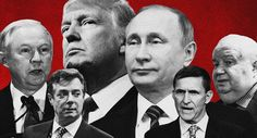 The definitive guide to Trump's Russia ties