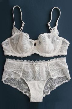 #AdoreWe #CupShe CUPSHE❤️Designer Womens Don't Tell Lace Bralette Set - AdoreWe.com