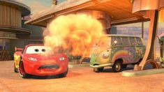 Hiccups - Tales From Radiator Springs
