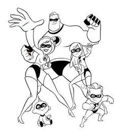 How To Draw Female Superheroes Superhero Coloring Sheets Nemo Pages Family