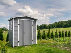 Buy right storage shed for your garden. #StorageSheds #StorageShed #MetalShed