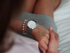 Silver Gant watch