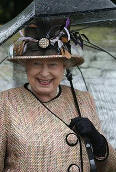 Britain's Queen Elizabeth attends the annual Christmas service at Sandringham Church in Norfolk, England (December 2007)