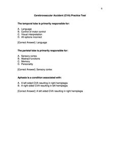 Nbcot Prep Test 1 Cota Pinterest Occupational Therapy Therapy
