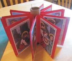 40 Ideas for 40 Days – Lenten Activities – Stations of the Cross Carousel | Catechist's Journey