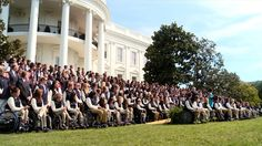 Together as One: Honoring Team USA at the White House