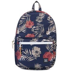 Herschel Supply Co. Harrison Backpack - Peacoat Floria Carteras Bandoleras ad7771ad025