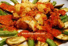 Mantarlı Tavuk Doldurması   Oktay Ustam Yemek Tarifleri Web Sitesi - Onbinlerce Yemek Tarifi