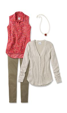 Check out five unique ways to mix and match the Heartbreaker Top with other cabi items!  jeanettemurphey.cabionline.com