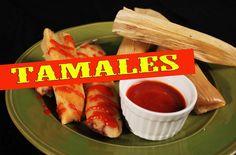 Vegan Tamales - Cooking with The Vegan Zombie