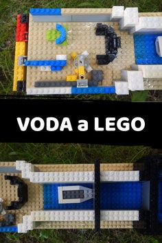 Aktivity s Legom a vodou sú na letné dni ideálne. 3 rôzne aktivity pre kopec zábavy. Nerf, Toys, Activity Toys, Toy