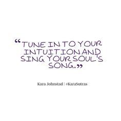 #KaraSutras from singer#songwriter Kara Johnstad's forthcoming book 101 Kara Sutras. visit www.karajohnstad.com