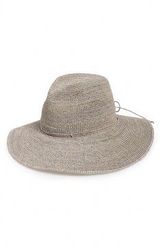 Helen Kaminski Raffia Crochet Packable Sun Hat  packablesunhats   sunhatsforwomen Floppy Sun Hats fc3d9ef44332