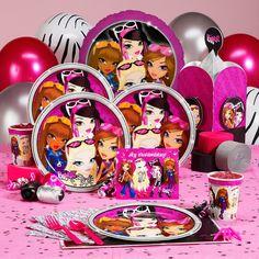 Bratz birthday party