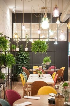 Opening a Restaurant?🍴🍔🍴 to explo… Opening a Restaurant?🍴🍔🍴 to explore Coffee Shop. Opening A Restaurant, Cafe Restaurant, Restaurant Lighting, Coffee Shop Design, Cafe Design, Restaurant Interior Design, Cafe Interior, Menu Vintage, Cafe Style
