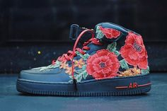e3e8514df4f39f Nike s Air Force 1 Silhouette Receives the Gucci-Inspired