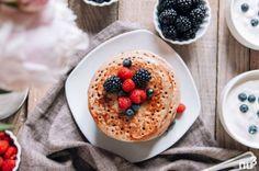 vegan und lecker - unsere Protein Pancakes