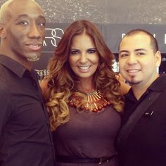 Hair and Makeup courtesy of Sephora. These guys are my BFF's! That boy can rock the smoky eye like nobody's business.