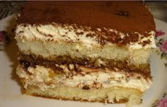 Czary mary gotuje Cezary: Kiełbasa krakowska parzona (nie wędzona)1 Tiramisu, Ethnic Recipes, Food, Essen, Meals, Tiramisu Cake, Yemek, Eten
