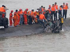 Sobrevivente relata drama de naufrágio na China