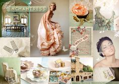 Enchanting Peach and Teal Wedding Inspiration Board | Dream Palettes | WEDDING NOUVEAU | WEDDING NOUVEAU