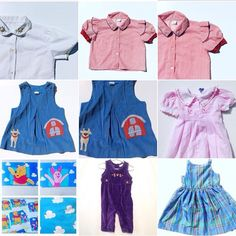 So much available for your littles in my etsy shop! #toddler #infant #vintage #clothes