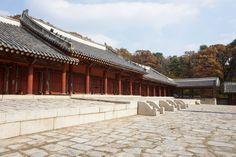 조선왕조의 뿌리, 종묘 나들이 :: YOZMIDEA