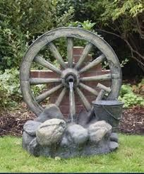 Image result for garden fountains and water features