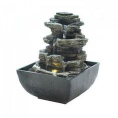 7 awesome tabletop fountains images indoor fountain indoor water rh pinterest com
