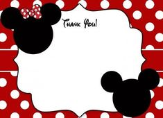 Mickey Mouse Cards Free Printable Birthday Disney Card