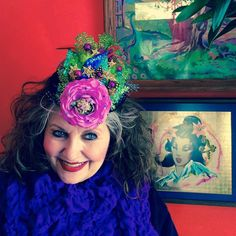 FABULOUS CUSTOM MADE CHAPEAUS ARE PEFECT FOR AFTERNOON STROLLS ON THE MISSISSIPPI....... #moonshinenettie#mississippiriver#mississippiqueen#muse#chapeau#custommade#artistmade#sparkles#glitter#nolastyle#vintagestyle#loveourmom #easter#kentuckyderby#kentuckyderbyhats#frenchquarter#chartresstreet#followyournola#southernstyle#southernliving#thatlacommunity#gorgeous#glamourous  MOONSHINE NETTIE IS LOCATED IN THE HEART OF THE FRENCH QUARTER by moonshinenettie