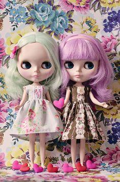 luluzinha kids ❤ bonecas - Blythe Dolls